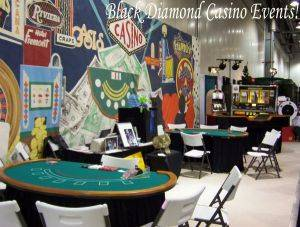 Host A Casino Night Theme Party Event