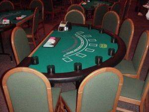 Blackjack Tables For Rent - Michigan Casino Equipment Rentals