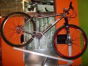 Steamboat Springs Bicycle Rentals-Moots Rock Reggae Bike For Rent