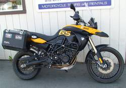 Anchorage F 800 BMW Rentals