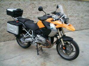 2009 BMW R1200GS For Rent in Los Angeles, CA