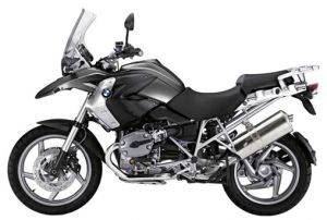 2008 BMW R1200GS Motorcycle Rental in New York