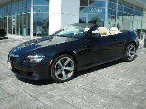 Pennsylvania BMW 650I Convertible Rental