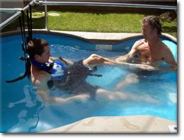Phoenix Rehabilitation Pool Rental - Exercise Vertical Pools For Rent - Arizona Portable Therapy Pool Rentals