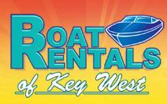 Logo for Boat Rentals of Key West
