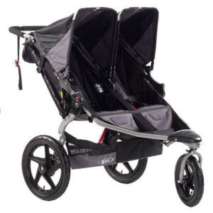 Jogging Double Stroller