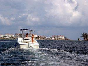 Riveria Beach Console Boat Rentals in Florida