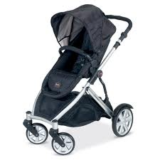 B-Ready Stroller With Reversible Top Seat