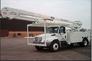 Cherry Picker Rental Birmingham Al Elevated Work