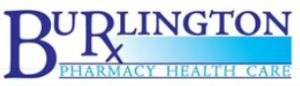 Burlington Pharmacy Health Care Logo