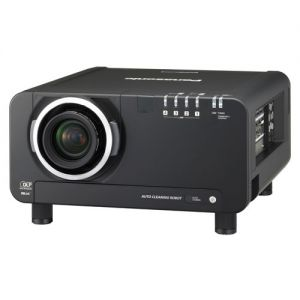 Panasonic C PT- DW 10000U HD 3-chip Projector