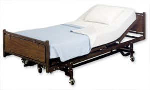Semi-Electric Bed