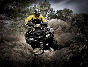 Can AM ATV Rental