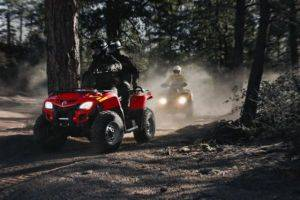 Can AM ATV Riding