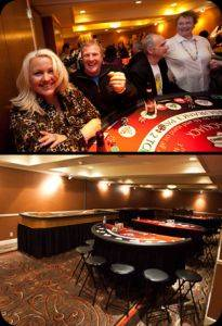 Portland Casino Rentals - Texas Hold Em Tournaments - Oregon Corporate Casino Party