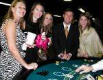 Blackjack Table Rentals in Jackson, Mississippi