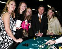 Blackjack Table Rentals in Pensacola, Florida
