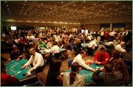 Cleveland Casino Party Rentals-Baccarat Poker Tables For Rent