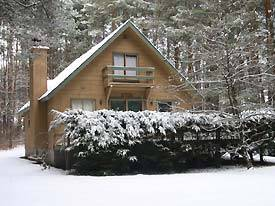 Image of the Home in the Winter