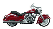 Rent an Indian Motorcycle