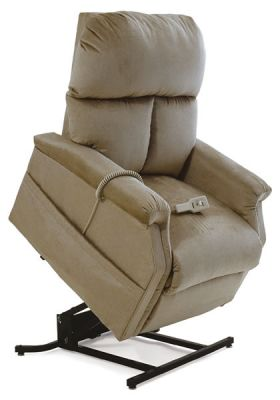 Reclining Lift Chair With Remote