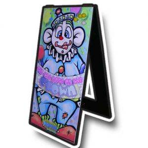 Louisville Party Rentals - Pin the Nose on the Clown Carnival Game For Rent - Kentucky Party and Event Planning
