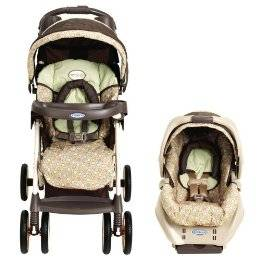 Graco Travel System Stroller Rental