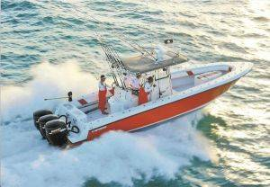 Key West 36ft Contender Boat For Rent-Florida