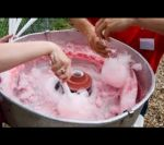 buffalo cotton candy machine
