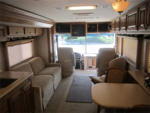 Country Coach Motorhome Rental