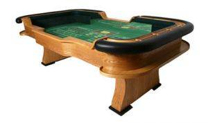 Milwaukee Craps Table Rental in Wisconsin