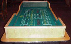 Michigan Casino Equipment Rentals - Detroit Craps Table For Rent
