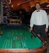 Dallas Craps Table Rentals for Texas Casino Night Parties