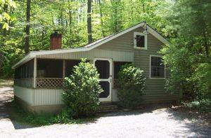 Cabin Creekwood Blue Ridge Mountain Vacation Rental