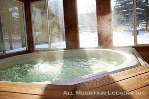 Hot Tub-The Canyons Grand Summit Condo Rentals Park City, Utah