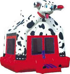 Dalmatian Bounce House For Rent