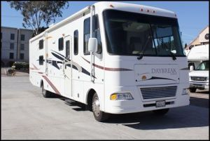 Where To Rent A Class A Motorhome In San Diego
