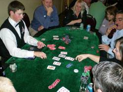 Seattle Casino Party Rentals - Washington Casino Fundraiser Parties