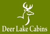 Deer Lake Cabins Logo