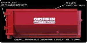 More Heavy Equipment from Cincinnati OH Dumpster Rentals-Griffin Waste Services