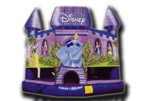 Image of Disney Princess Inflatable