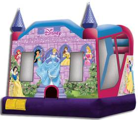 Image of Princess Combo Inflatable