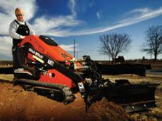 Aspen Ditch Witch Rental-Kubota Ditch Witch Trencher For