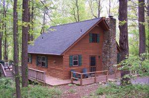 Dogwood Cabin Winter Green Ski Resort Vacation Rental