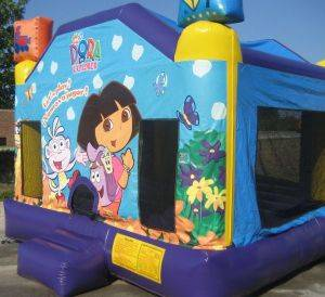 Dora Inflatable for Rent Atlanta Area