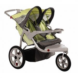 Jogger Stroller With Three Wheels