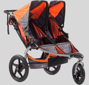 Double Jogger Rental