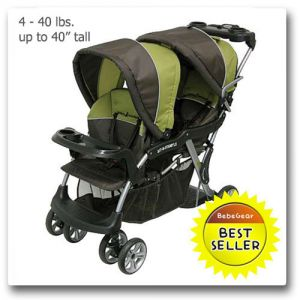 Reserve A Double Walking Stroller