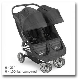 Reserve A Double Stroller For Rent