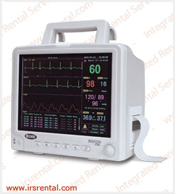 Patient Vital Sign Machine With Carry Handle